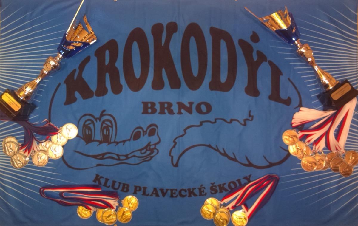 Klub plavecké školy Krokodýl Brno