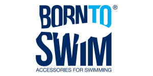 Born to swim logo