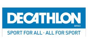 Decathlon Brno logo
