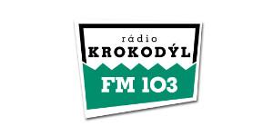 Rádio Krokodýl logo
